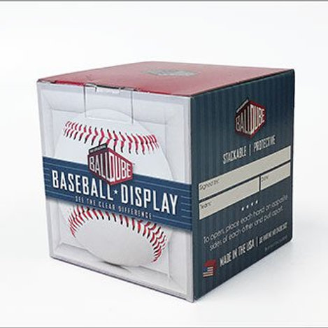 Ballqube Baseball Display Cube (ball not included)