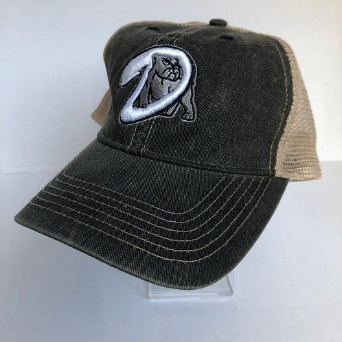 Dawgs Pacific Vintage Grey Cap
