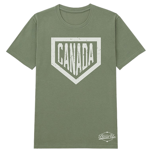 Barrel Up bEHseball Canada Shirt
