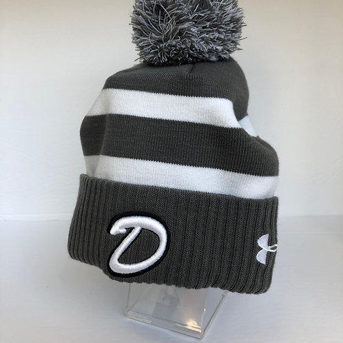 Dawgs Under Armour Knitted Hat Grey