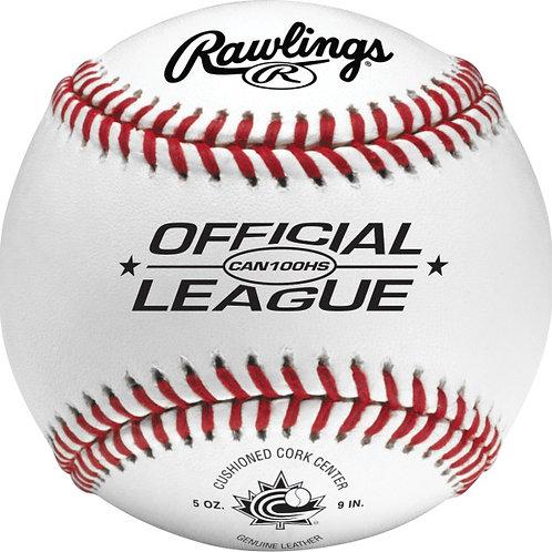 Rawlings CAN100HS Baseballs
