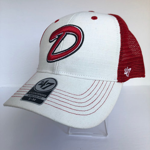 Dawgs 47 Brand Trucker Hat Stretch Fit