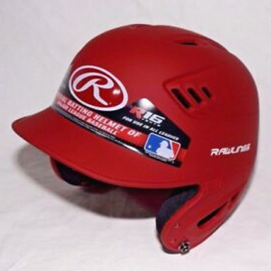 Rawlings R16 Velo Helmet Matte Finish