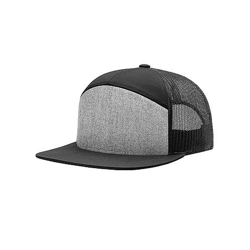 Richardson 7 Panel Trucker Hat 168