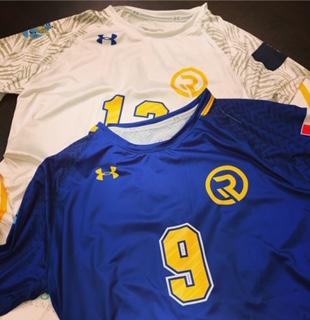 Rampage UA Jerseys
