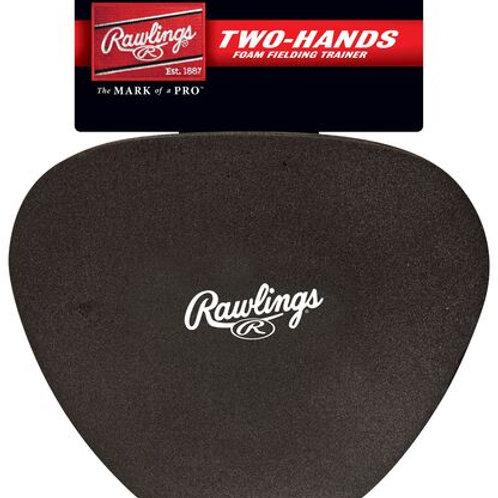 Rawlings Two Hands Foam Fielding Trainer