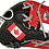 Thumbnail: Rawlings HOH Go Canada Go Glove PRO204W-2CA