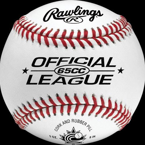 Rawlings 65CC Baseballs