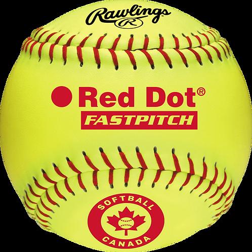"""Rawlings 12"""" Fastpitch Softballs PX2RYLC-AL"""