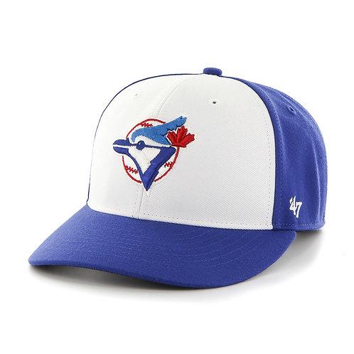 47' Brand Blue Jays MVP Cap Adjustable