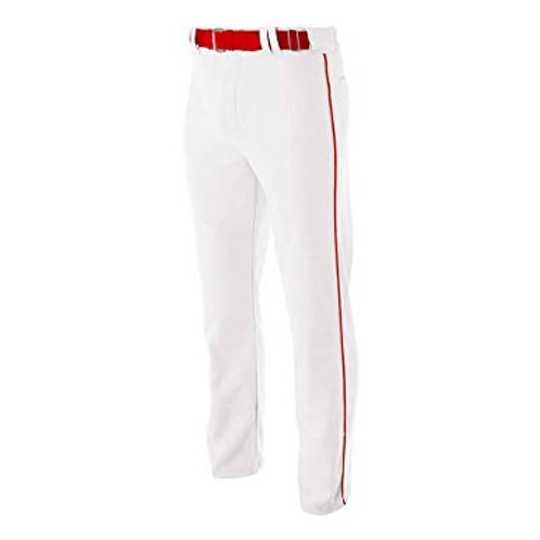 A4 Piped Baseball Pants