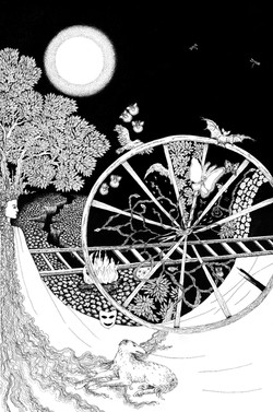 8.Asiya_Korepanova_Liszt_Drawing_Transcendental_Etude_Wilde Jagd
