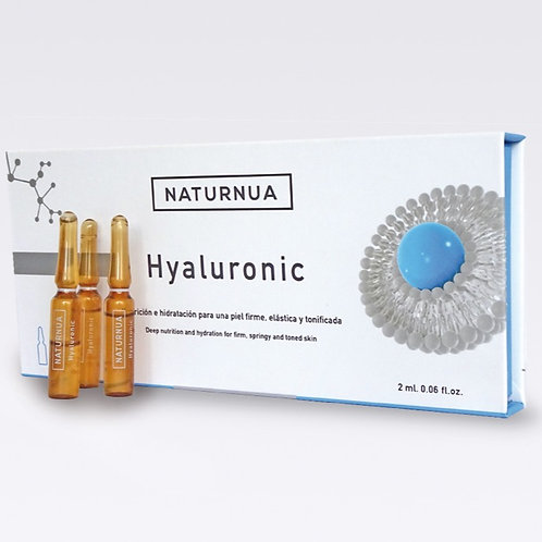 HYALURONIC - Ampolla 2 ml. (10 unidades)