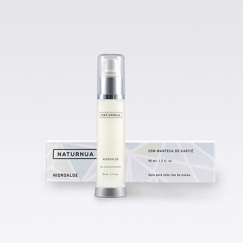 HIDROALOE con manteca de karité (Crema facial) - 50 ml.