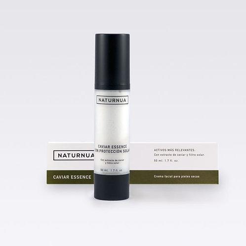 CAVIAR ESSENCE con protección solar (Crema facial pieles secas) - 50 ml.