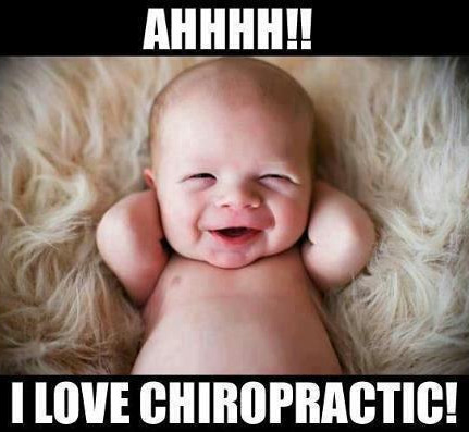 Infant Chiropractic Care