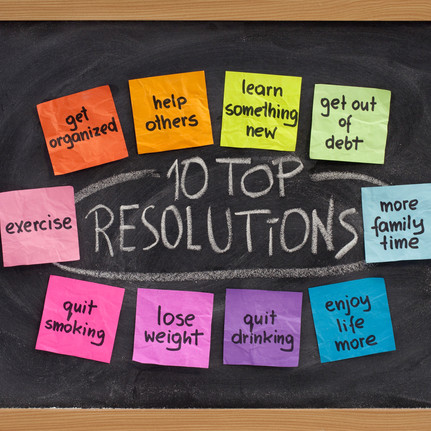Setting New Year's Resolutions