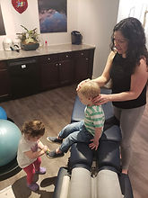 Pediatric Chiropractor