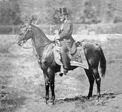 Ulysses S Grant on Cincinnati BEFORE sm.