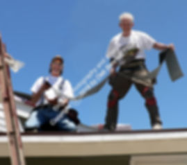 Tom and Terry Fixing the Roof smw.jpg