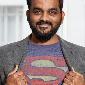 Employee Spotlight - Satish Dusa