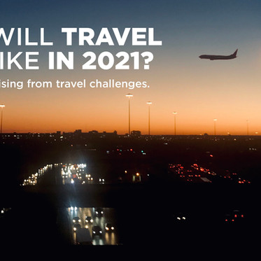 Travel is changing radically. What does that mean for marketers?