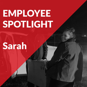Employee Spotlight - Sarah Green