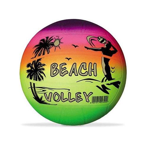 Free and Easy beachvolleybal regenboog