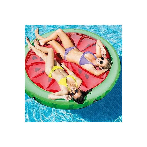 Luchtbed watermeloen 183 cm