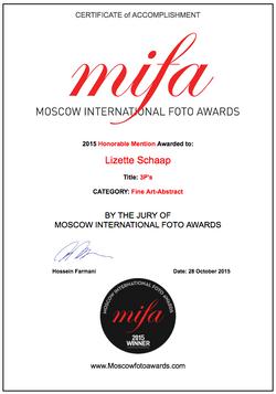 MIFA Award!
