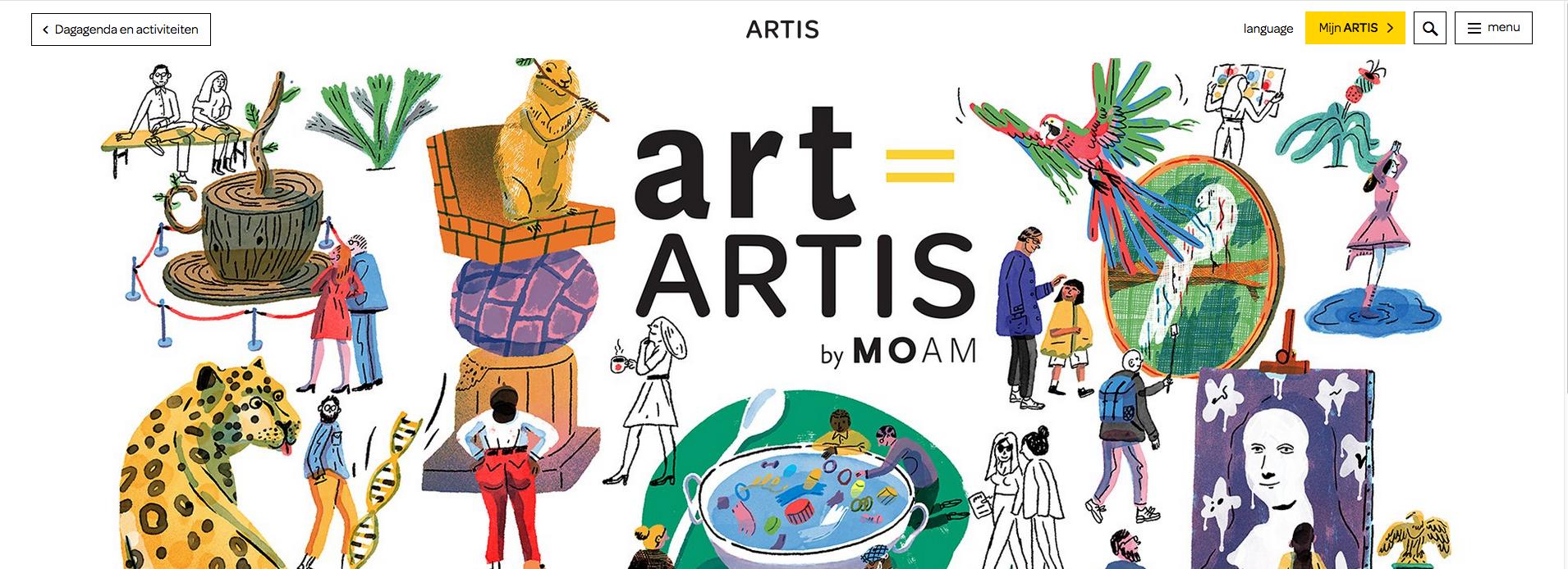 art=ARTIS Lecture