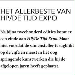 HP/De Tijd Expo