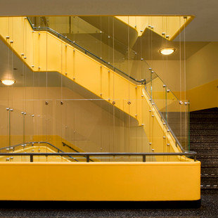 Museum of Science and Industry Stairwell Enhancement