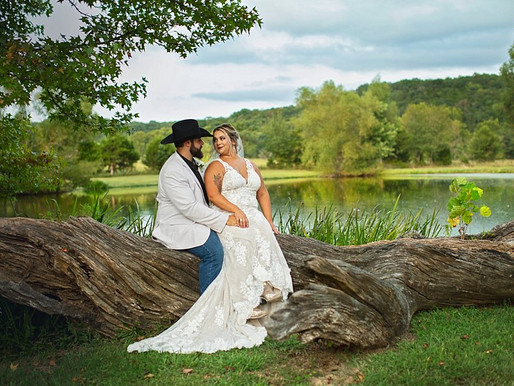 Nick + Jill's Rustic Destination Wedding