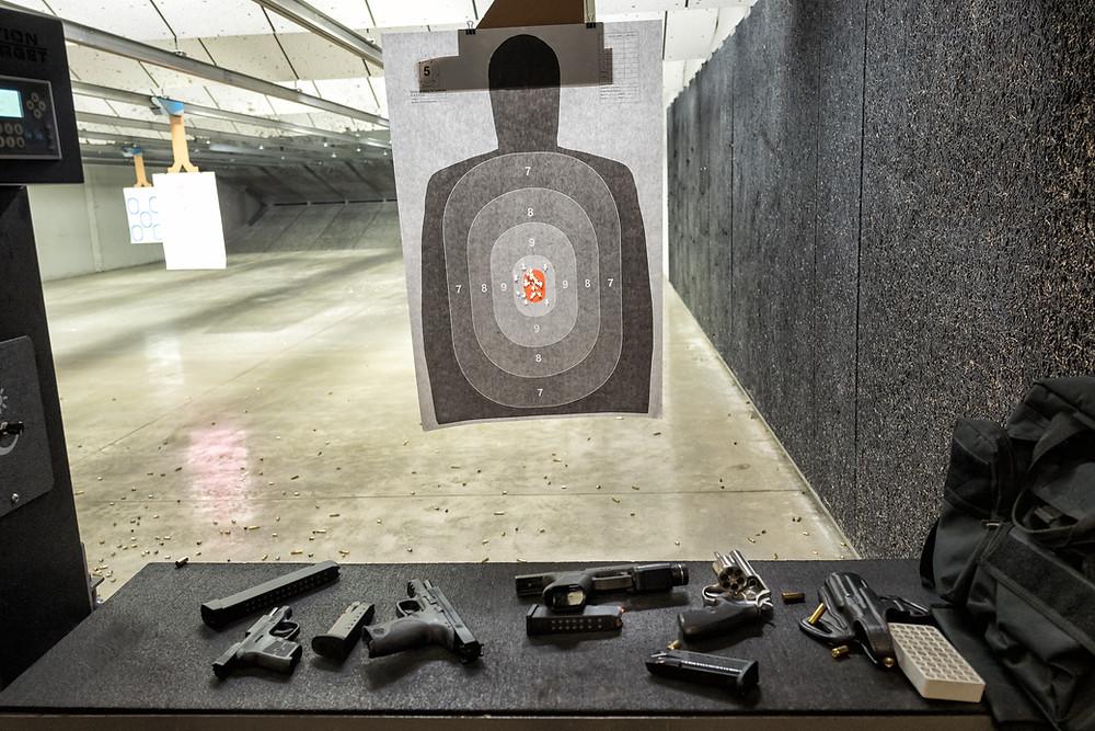 Shooting Range   Gun Shooting   Razorback Armory   St. Louis Missouri