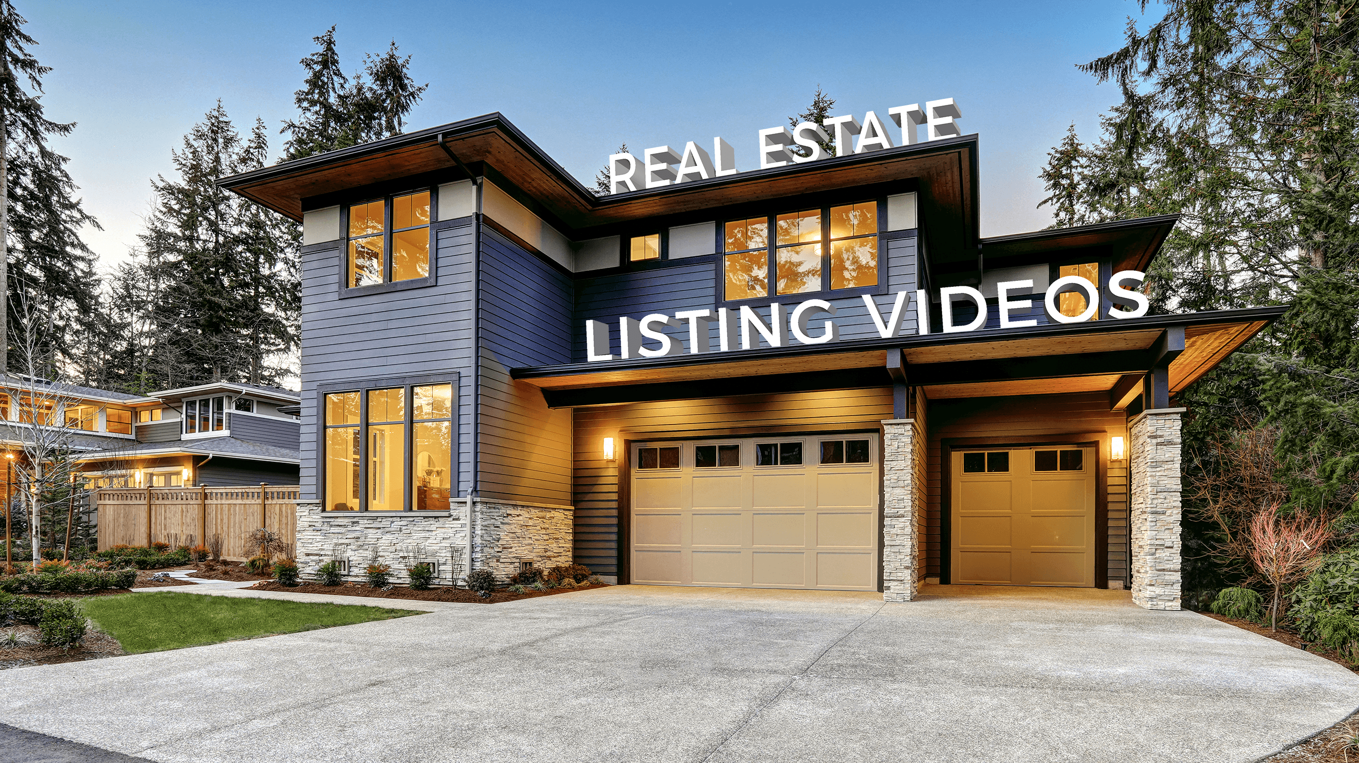 Real Estate listing videos