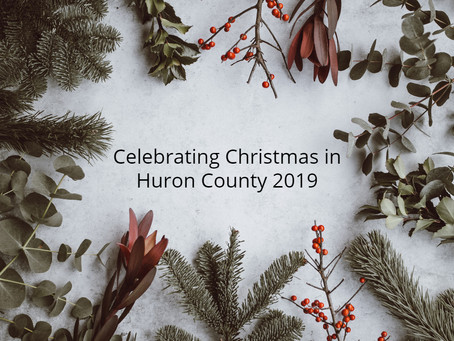Celebrating Christmas in Huron County