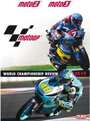 MOTO2 & MOTO3 2019 DVD