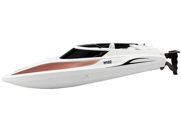 RC H102 Speed Racing Boat