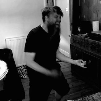 A drunken Sunday afternoon playing air guitar in the dining room