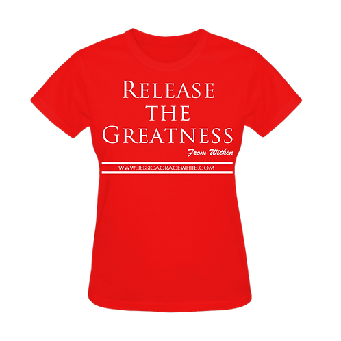 Release the Greatness T-Shirt