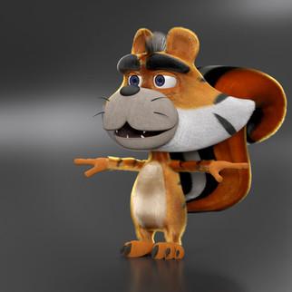 The TigerSkunk