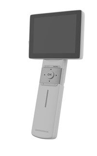 Diagnostic Controller Front View