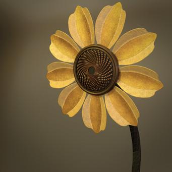 Cybernetic Sunflower