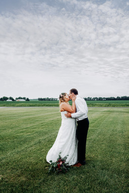 Elkhart Il Farm Wedding