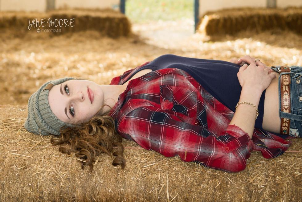 Pontiac IL High School Senior Pictures