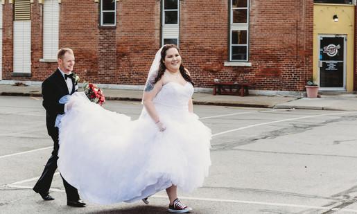 Fairbury IL Wedding