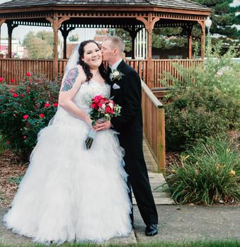 Fairbury IL Wedding Photo