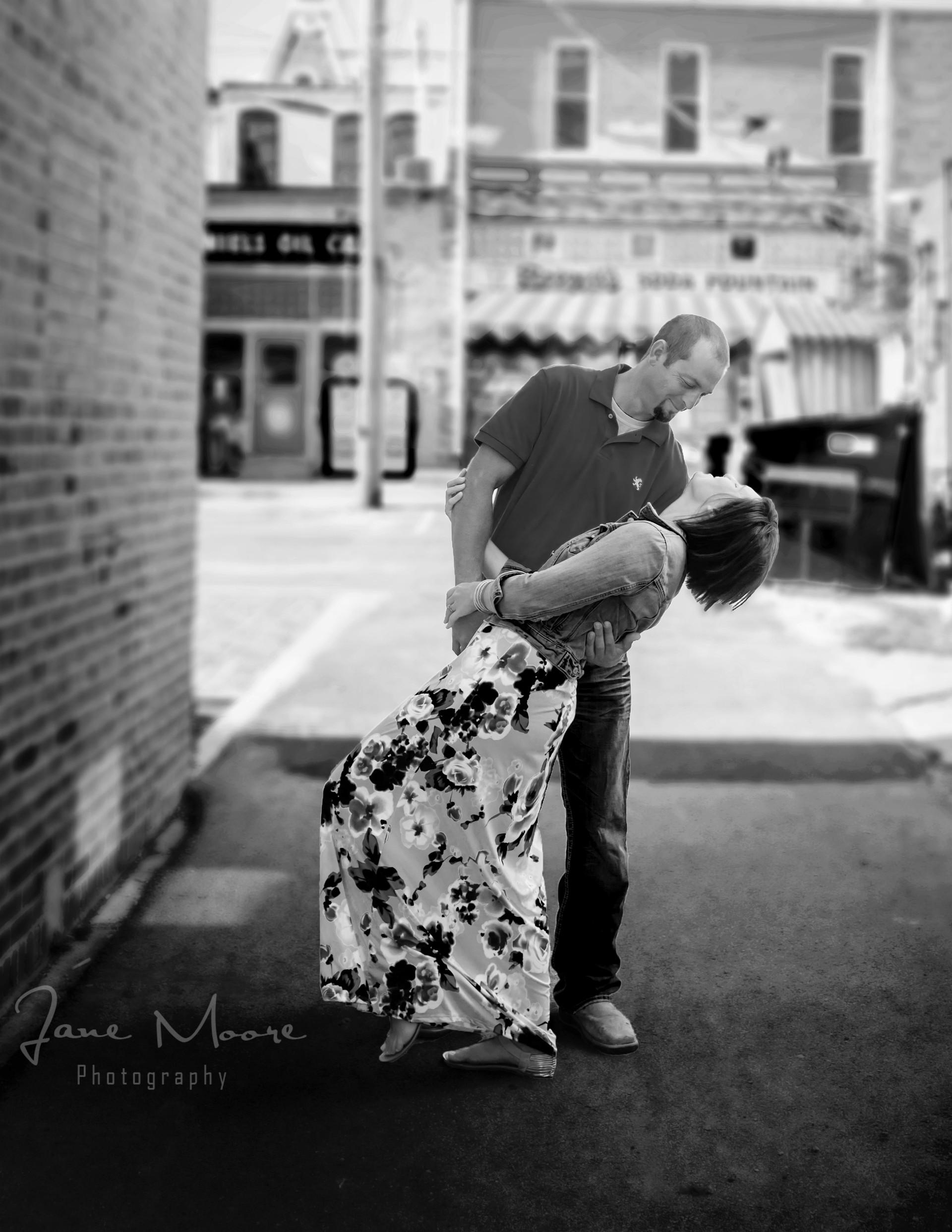 Engagement Photos Pontiac IL