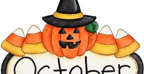 October 2nd Newsletter